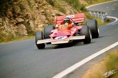 Jochen Rindt, 1970 France