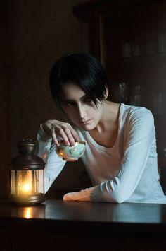 Rei Takagi Levi Cosplay Photo - WorldCosplay