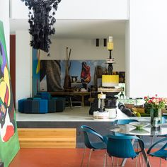 10 ways to create a colour fix in your home