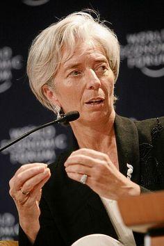 Las 10 mujeres más poderosas en 2014, según Forbes: Christine Lagarde, directora del FMI