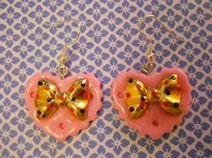Image result for kawaii earrings