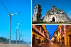 Time-travel in a dreamy Two-Night Pagudpud-Laoag-Vigan Adventure with Roundtrip Transportation, Accommodations, and Tours: For One or Two Persons http://www.beeconomic.com.ph/deals/groupon-travel/Tour-N-travel-Instyle/716863252