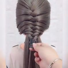 need that for my hair! 🤩🤩 🌈Hairdressing Tools‼Brand new and high quality,brings you a new hairstyle in seconds.💪💪🌈Hairdressing Tools‼Brand new and high quality,brings you a new hairstyle in seconds. Hair Styles 2016, Short Hair Styles, Natural Hair Styles, Plaits Hairstyles, Pretty Hairstyles, Stylish Hairstyles, Hairstyles Men, Hair Upstyles, Short Thin Hair