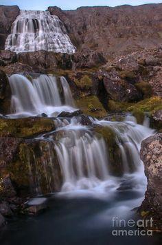 ✮ Waterfall - Iceland