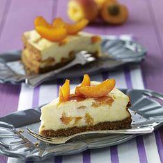 Aprikosen-Ricotta-Kuchen Rezept | LECKER