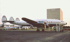 [c/n 2055] [apr46-1971] [L049/L149] Lockheed Constellation [N88855] [American Flyers Airline] [apr60] [1967]