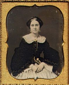 civil war era lady