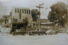 Fachada da Gogo, primeira lanchonete moderna de Manaus. Década de 70. Acervo Moacir Andrade.