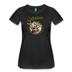 osttiroler-kuh-color-3 T-Shirt | osttirol