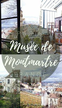 Musée de Montmartre, Paris, France