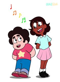 i'm not rose I'm Steven Steven Universe Ships, Steven Univese, Kids In Love, Sonic And Amy, Lapidot, Universe Art, Drawing Reference, Art Blog, Cartoon Network