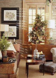 Mary Carol Garrity, the Kansas entrepreneur behind Nell Hill& home décor shop, offers a look at her own home& holiday design—and tips that may work in your home, too. Rustic Christmas, Christmas Home, Christmas Holidays, Christmas Ideas, Christmas Interiors, Christmas Inspiration, Christmas Stuff, Christmas Christmas, Winter Holidays