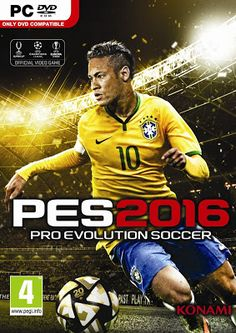Dicas Curiosas: PRO EVOLUTION SOCCER 2016 [RELOADED] (PC)
