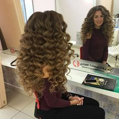 Hairstyles with Voluminous Curls for 2020 12 Big Curly Long Hairstyles 5 Prom Hair Promhairstyles Of 95 Wonderful Hairstyles with Voluminous Curls for 2020 Big Curls For Long Hair, Long Curly, Wedding Hairstyles, Cool Hairstyles, Big Curly Hairstyles, Summer Hairstyles, Evening Hairstyles, Curly Hair Styles, Curly Prom Hair