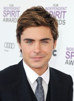 Zac Efron looking better than I remember