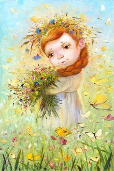 Мир, где живут Ангелы. Катерина Ольховская