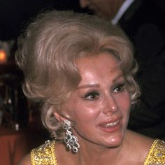 Eva Gabor - Date of Birth 11 February 1919, Budapest, Hungary Date of Death 4 July 1995, Los Angeles, California, USA (respiratory failure due to complications of food poisoning)