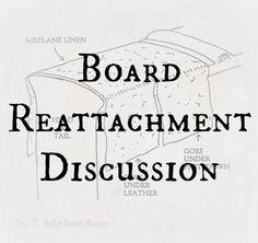 Board Reattachment Discussion