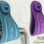 Holdi - Embroidery Hoop Holders. Holds up to 4 hoops.