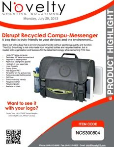 Disrupt Recycled Compu-Messenger Highlights, Recycling, Bags, Handbags, Dime Bags, Luminizer, Repurpose, Lv Bags, Hair Highlights