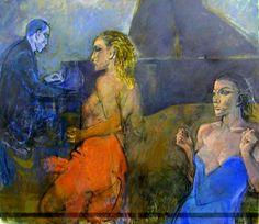 Alberto Sughi -les filles et le pianiste