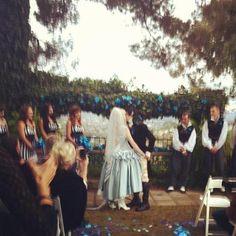 Jinxx and Sammi's wedding <3
