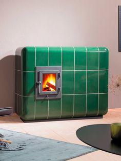 Design Kachelöfen aus Keramik - Designkacheln - Designeröfen