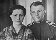 Yuri Gagarin - in pictures