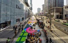 design-dautore.com: Carpet Made From Candy