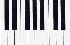 The keys of a piano portray the Fibonacci numbers. Within the scale consisting of 13 keys 8 of them are white; 5 are black. They are split into groups of 3 and 2...