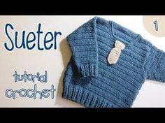 Aprende cómo tejer a crochet en español, en este canal encontrarás fáciles tutoriales paso a paso sobre puntos básicos, puntos fantasías, puntillas, flores, ...