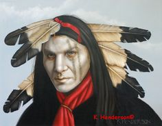 Silent Heart,  24 x 30, oil on canvas Inquire See more of my Western Art and American Indian paintings on My Website http://khendersonart2.blogspot.com/2014/10/silent-heart-by-k-henderson.html