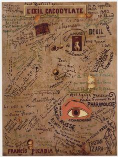 Maracutaia e a arte: Francis Picabia