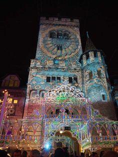 Images of the Illuminarium in Zurich Zurich, Festivals, Street Art, Tower, Traditional, Building, Travel, Image, Art