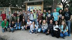 10-3-2017. Visita al Grupo de Rehabilitación de la Fauna Autóctona y su Hábitat, GREFA, de Majadahonda, Madrid, con los alumnos de Conservación Biológica. Qué lugar más interesante, y qué buena gente la que lo lleva.