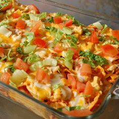 Cheesy Dorito Chicken Casserole is full of chopped chicken, black beans, Rotel tomatoes, and cheese with lots of crunch from crushed Dorito chips. One of my very favorite Mexican casseroles! Recipe Notes For Doritos Chicken Casserole Yummy Recipes, Skinny Recipes, Mexican Food Recipes, Cooking Recipes, Healthy Recipes, Healthy Soup, Simply Recipes, Soup Recipes, Quick Recipes