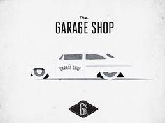 Garage Shop Chevy