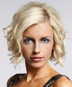 If I were only brave enough to cut all my hair off!! THIS is what I would go for!