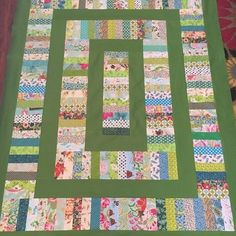 New Patchwork Quilt Borders Jelly Rolls Ideas Scrappy Quilt Patterns, Jelly Roll Quilt Patterns, Machine Quilting Patterns, Jellyroll Quilts, Scrappy Quilts, Borders For Quilts, Patchwork Quilting, Block Patterns, Quilt Blocks Easy