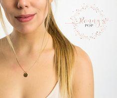 Retrouvez cet article dans ma boutique Etsy https://www.etsy.com/ca-fr/listing/583576764/bijoux-personnalises-collier-initiale
