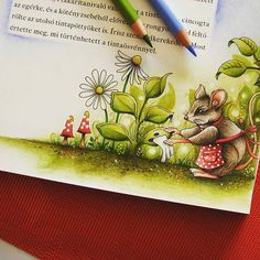 completed pages ivy and the inky butterfly & Yahoo Image Search Results Secret Garden Coloring Book, Coloring Book Art, Colouring Pages, Adult Coloring, Faber Castell Polychromos, Enchanted Forest Coloring Book, Joanna Basford, Caran D'ache, Johanna Basford Coloring Book