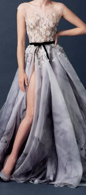 Paolo Sebastian aw 2015 couture