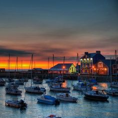 Stunning hotel in Aberaeron, Wales Great Places, Places To See, Beautiful Places, Welsh English, Pembrokeshire Coast, Aberystwyth, Best Pubs, Holiday Destinations, Best Hotels