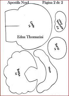 Molde | Ateliê Edna Thomazini
