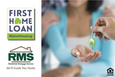 This week's featured Green Key Lender is Residential Mortgage Services (RMS)! Call a lender near you today and ask about our First Home Loan with $3,500 towards closing costs. mainehousing.org/mainehousing-lenders #Maine #MaineHousing #FirstHomeLoan #firsttimehomebuyers #ResidentialMortgageServices #Askalender