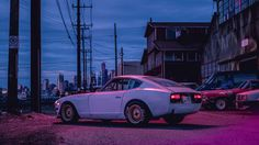 Datsun 240Z Seattle Edited Original : outrun
