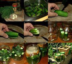 A jó kovászos uborka nem titkolózik   Sokszínű vidék Pickles, Cucumber, Food, Essen, Meals, Pickle, Yemek, Zucchini, Eten