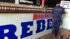 Police dismantle Rebels Liverpool chapter clubhouse following ...