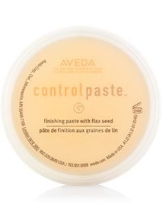 Aveda Control Paste. I hear good things.