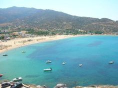 Need to go back to Greece at some point. Mylopotas beach...you will forever have a piece of my heart.
